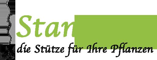 Stangofix - Die Rankhilfe | Logo